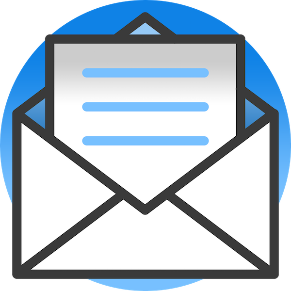 Mailing List Icon v2 small