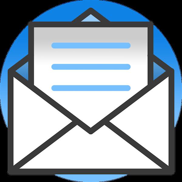 Mailing List Icon v2 small